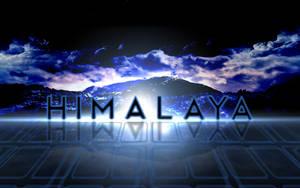 Himalaya Grid Effect by yashmeet135