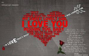Valentine's wallpaper by yashmeet135