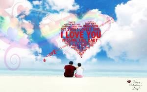 Valentine's-wallpaper by yashmeet135