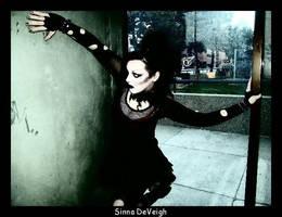 DEATHROCK DIVA by SinnaDeVeigh