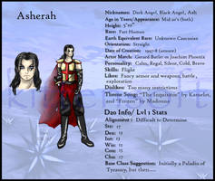 Profile: Asherah by Kittensoft
