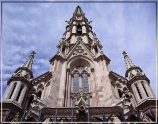 Spanish Church by Kittensoft