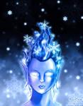 Ice Fairy by Kittensoft