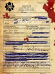Asylum Registration Form by Kittensoft