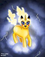 Ponychu by Kittensoft