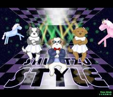 SHIH TZU STYLE by Kittensoft