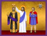 The Crowning of Alexios by Kittensoft