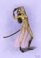 Cat Dancer by Kittensoft