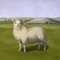 Transcamster Bog Sheep by Kittensoft