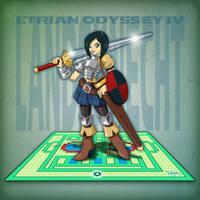 Etrian Odyssey IV - Landsknecht by SuperEdco
