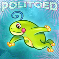 Politoed by SuperEdco