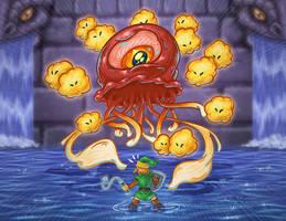 Link's Blacklist - Arrghus by SuperEdco