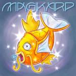 Shiny Magikarp by SuperEdco