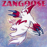 Zangoose by SuperEdco