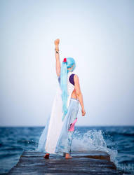 One Piece Vivi: we are pirates! by princess-soffel