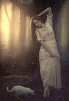 In The woods by NoorL3yoon