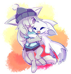 Hugg by TakoKat