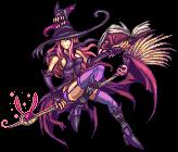 Witch by Pixelturtle