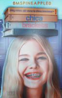 Chica brackets/Wattpad cover by neaekis