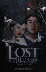 Lost Children / WATTPAD COVER by neaekis