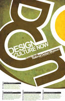 Design Culture Now - Poster 2 by Emn1ty