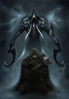 Diablo 3 Reaper Of Souls by zoppy