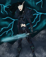Aelthea, Light of Dawn by Sithis666