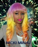 Nicki Minaj by Deloh101