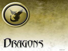 Dragons by JadeaDragon