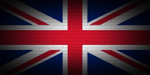 Union Jack Wall by 666qqq666