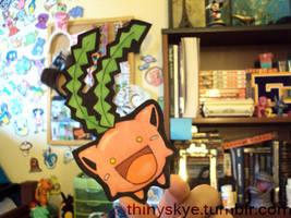 Hoppip by TinySkye