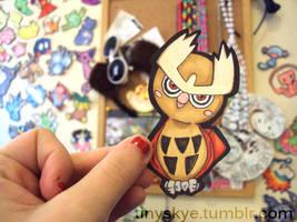 Noctowl by TinySkye
