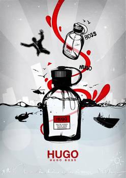 Hugo create - the skyline is.. by JaxeNL