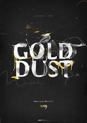 Gold Dust by JaxeNL
