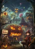 Enjoy Halloween by expix