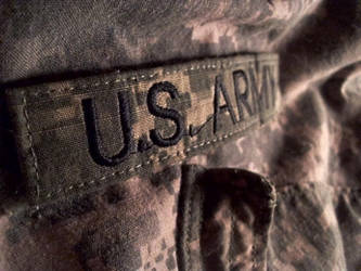 united states army by Chrippy