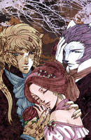 Beauty and the Victorian Beasts by Sagita-D