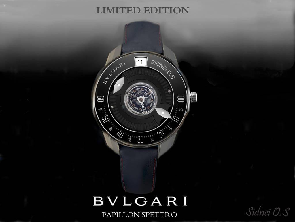 BVLGARI  Papillon Specttro - limited edition by ilProfane