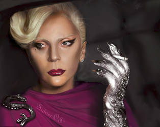 Lady Gaga - American Horror Story by ilProfane
