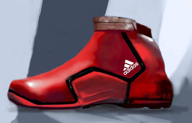 Adidas - scarlet by ilProfane