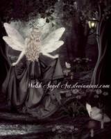 *night fairy* by DaisyAmethystArt
