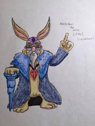 Nahoben the Wise by BozzerKazooers