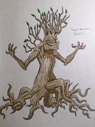 Tugg the Tree by BozzerKazooers
