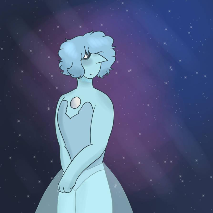 o worm? Blue Pearl/Steven Universe (c) Rebecca Sugar Art (c) Me/sea-horses