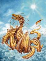 Sea Creature by Ridira