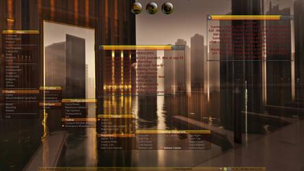 Fluxbox on Mepis 11.0 by ElderVLaCoste