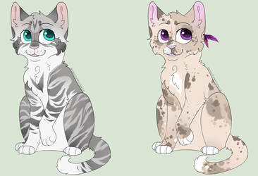 Cat adopt [2/2 open] by Cute-Adopt01