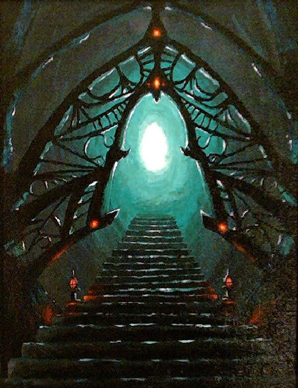 Green Gate by Heterodyne