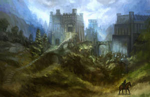 Vodal Stronghold by Howi3