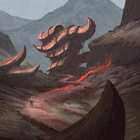Lava Stuff by Howi3